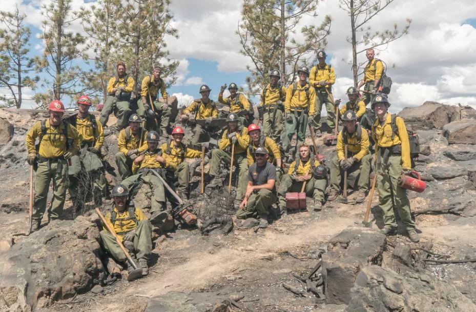 Fire Squad Incubo di fuoco film attori