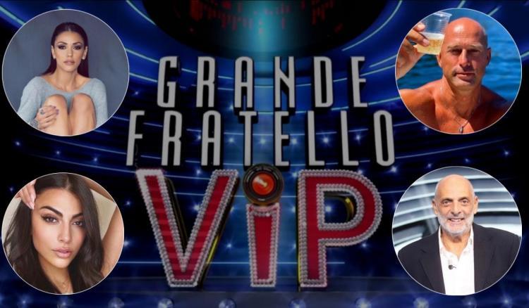 GF Vip 5 diretta 26 ottobre