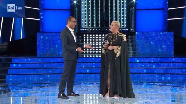 Tale e Quale Show 2 ottobre, diretta - Gabriele Cirilli imita Achille Lauro