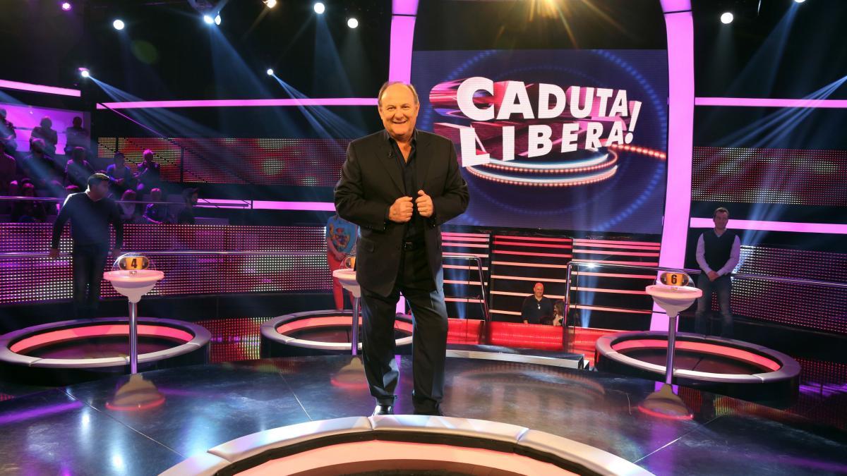 Gerry Scotti positivo Covid