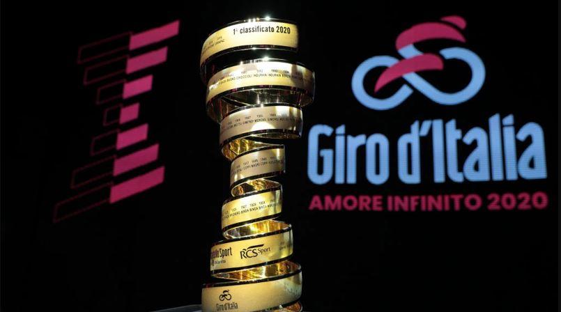 Giro dItalia 2020 in tv conferenza stampa, diretta, tappe, palinsesto Rai