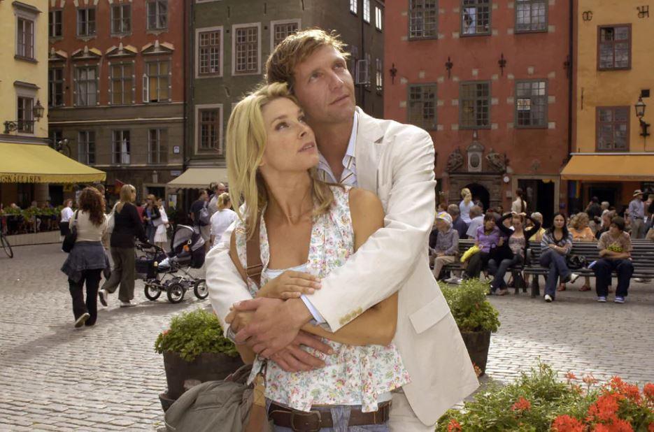 Inga Lindstrom Nella rete dell'amore attori