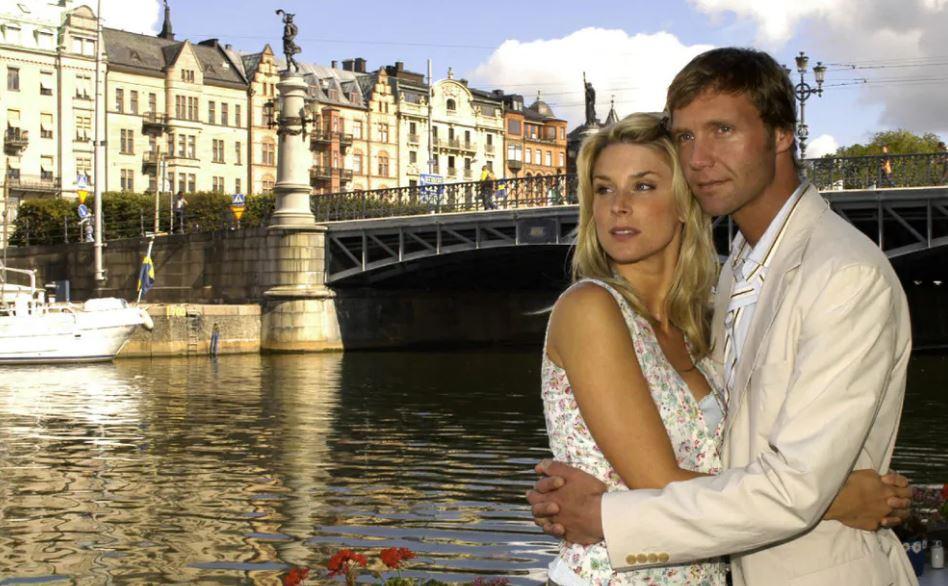 Inga Lindstrom Nella rete dell'amore finale