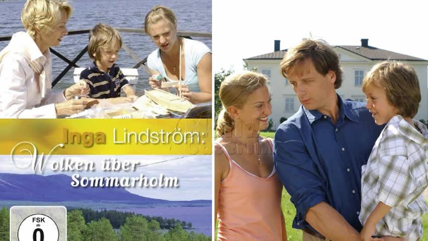 Inga Lindstrom Nuvole su Sommarholm La5