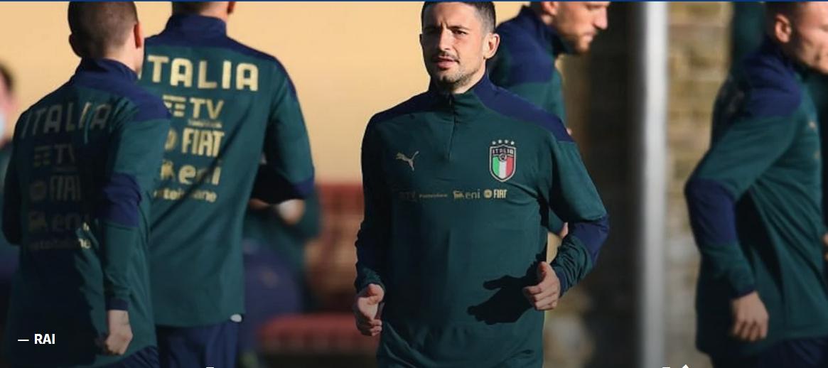 Italia Moldavia amichevole su Rai 1