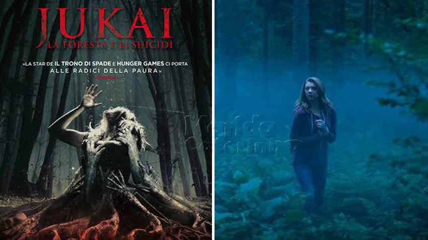 Jukai La foresta dei suicidi film Rai 4