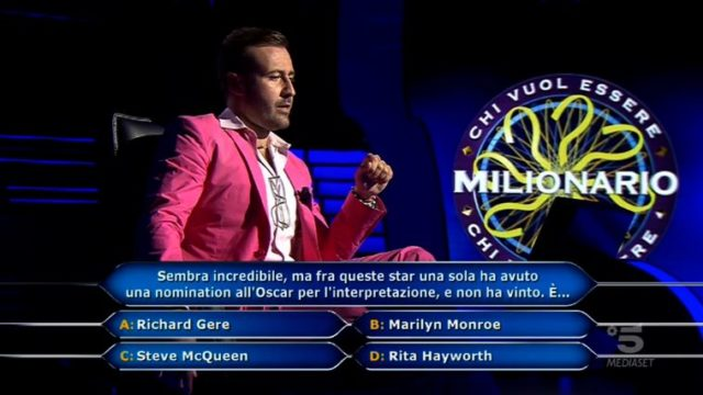 Valerio Liprandi quattordicesima domanda da 300mila euro