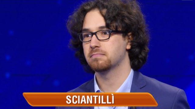 L'Eredità Mirko Campione indovina il secondo Parolone
