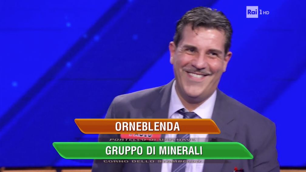 L'Eredità Paolo Gelli paroloni Orneblenda