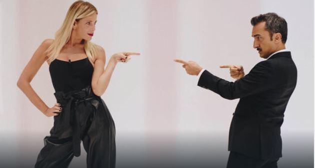 Prima puntata de Le iene Show con Alessia Marcuzzi, Nicola Savino e le voci della Gialappa's