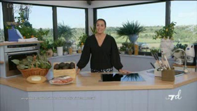 L'ingrediente perfetto Roberta Capua su La7