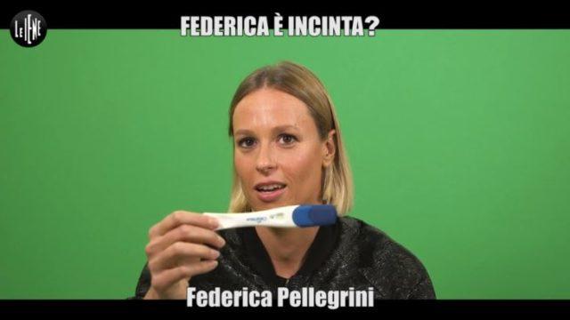 L'intervista singola a Federica Pellegrini, non è incinta