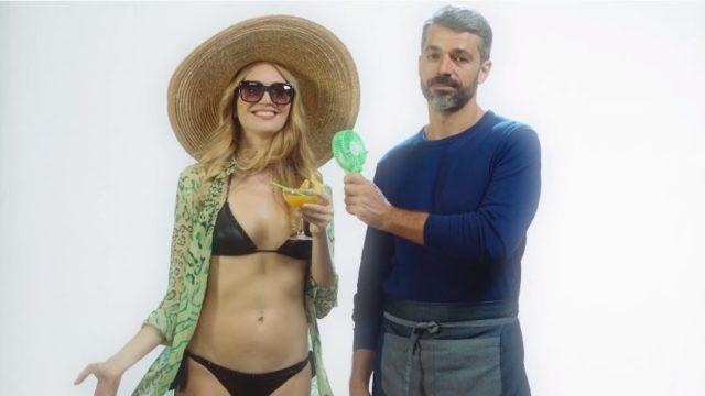 Spot in TV Molino Casillo - Luca Argentero nella pubblicità della farina