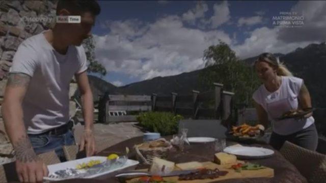 Matrimonio a prima vista Italia 21 ottobre, diretta - Luca e Giorgia pranzano insieme