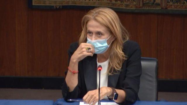 Settestorie conferenza stampa - Parla Monica Maggioni