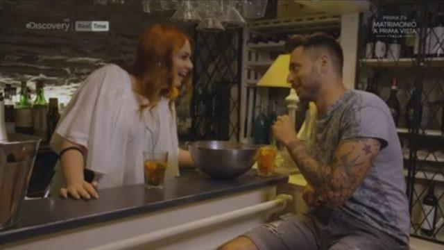 Matrimonio a prima vista Italia 21 ottobre 2020, diretta, Nicole e Andrea