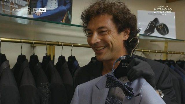 Matrimonio a prima vista Italia 5 diretta 6 ottobre vestito