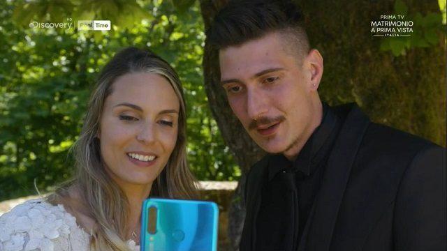 Matrimonio a prima vista Italia 5 diretta 6 ottobre videochiamata