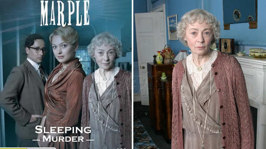 Miss Marple Addio miss Marple Paramount Network
