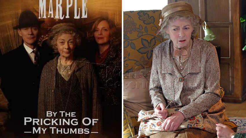 Miss Marple Sento i pollici che prudono film Paramount Network