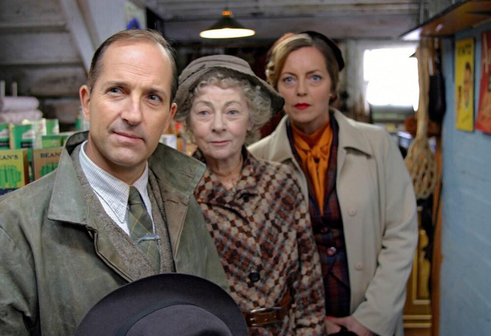 Miss Marple Sento i pollici che prudono film attori