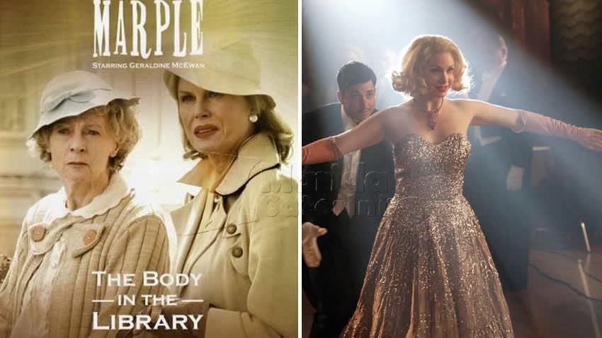 Miss Marple c'è un cadavere in biblioteca Paramount Network