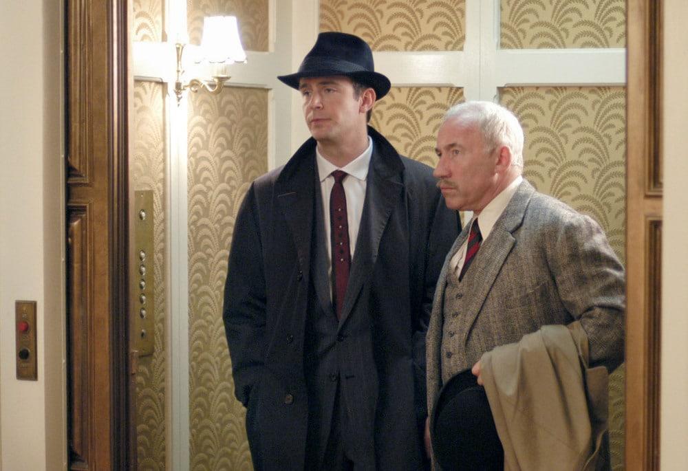 Miss Marple c'è un cadavere in biblioteca attori