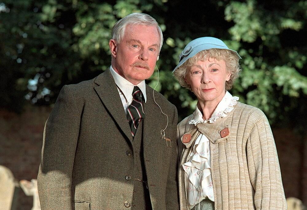 Miss Marple omicidio al vicariato attori