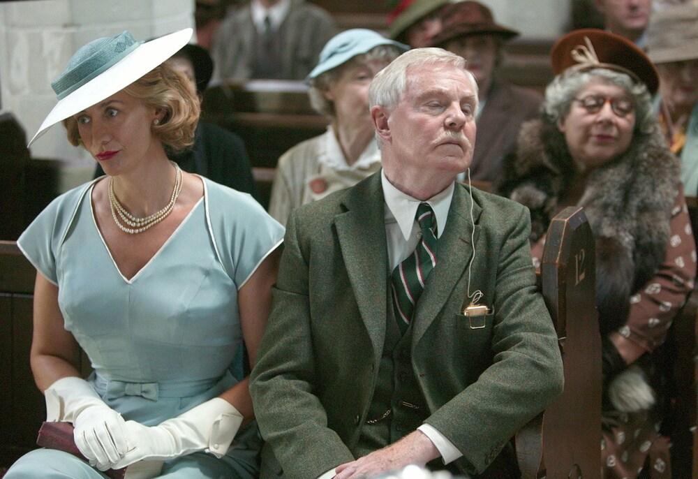 Miss Marple omicidio al vicariato dove è girato