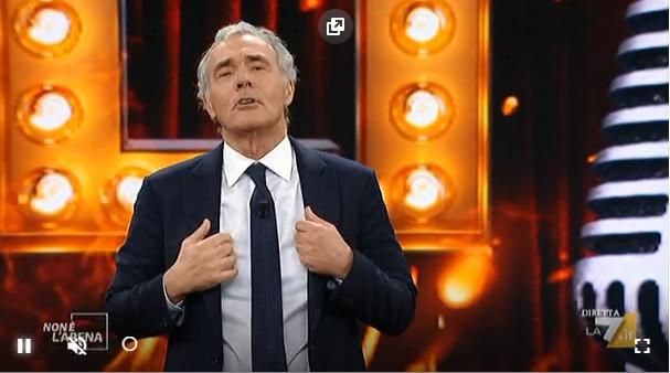Non è L'Arena Alberto Tarallo