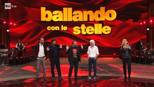 Ospiti Edoardo Leo, Marco Giallini e Massimiliano Bruno