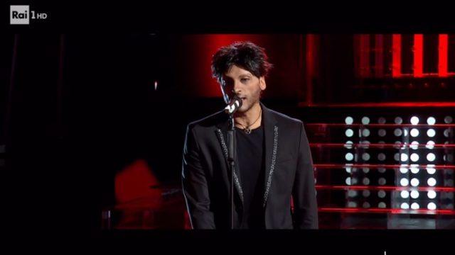 Tale e Quale Show 2 ottobre, diretta - Pago imita Fabrizio Moro