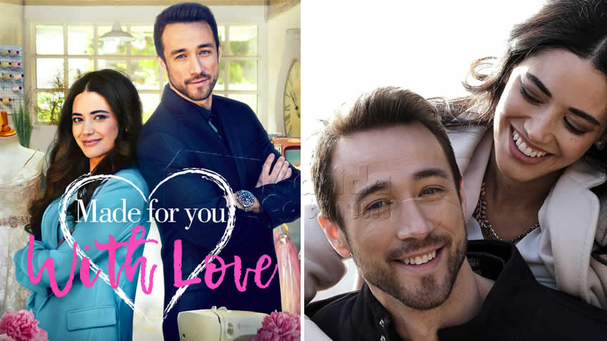 Per te con amore film Tv8