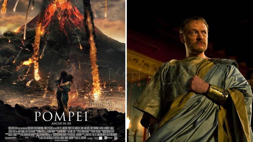 Pompei film Rai 2