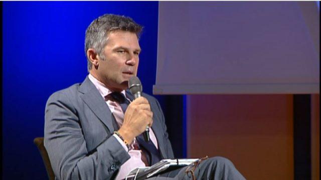 Giro dItalia 2020 in TV conferenza stampa - Parla Paolo Bellino di RCS Sport