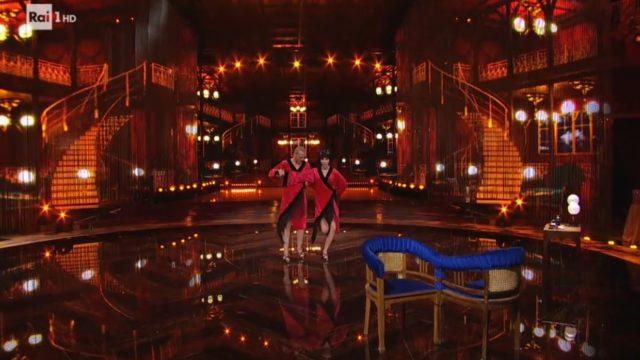 Ballando con le Stelle 10 ottobre, diretta - Rosalinda Celentano eTinna Hoffman