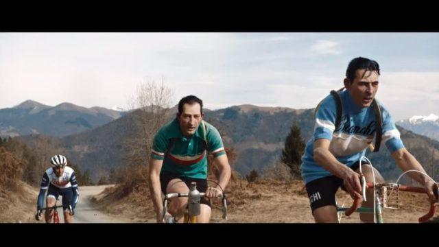 Giro dItalia 2020 in tv - Un fermo immagine dello spot speciale