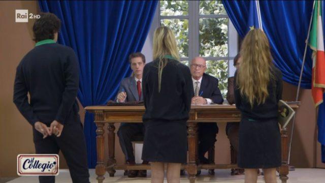 Il Collegio 5 puntata 27 ottobre, eliminati Mishel Gashi e Luca Lapolla