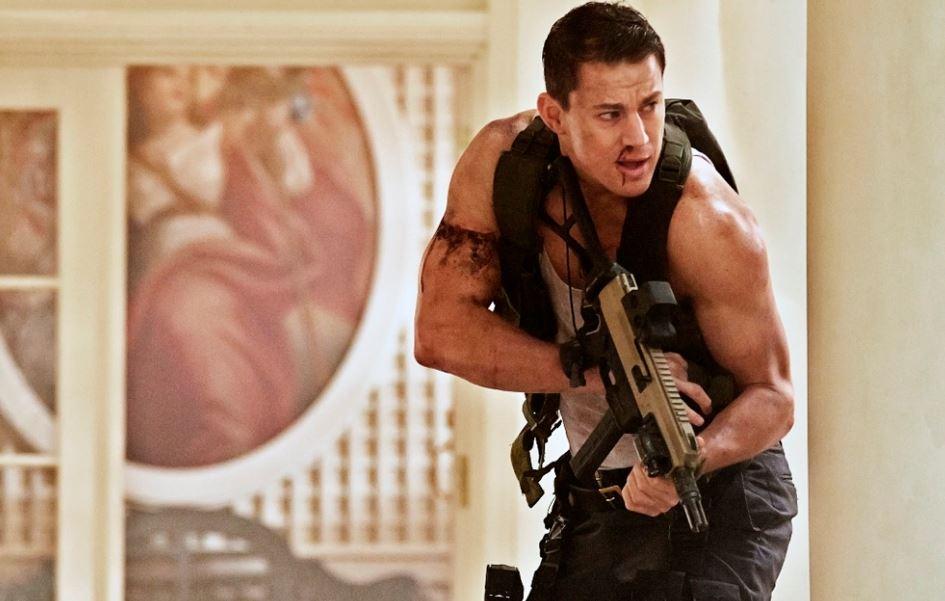 Sotto assedio White House Down film attori