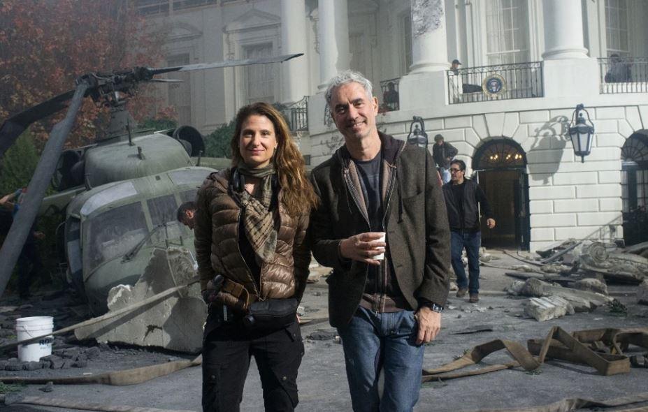 Sotto assedio White House Down film dove è girato