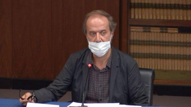 Settestorie conferenza stampa, il Direttore Stefano Coletta