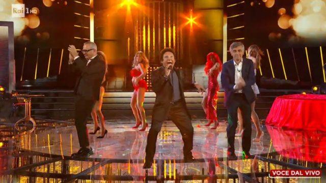 Tale e Quale Show 9 ottobre, diretta - Francesco Paolantoni imita Tom Jones