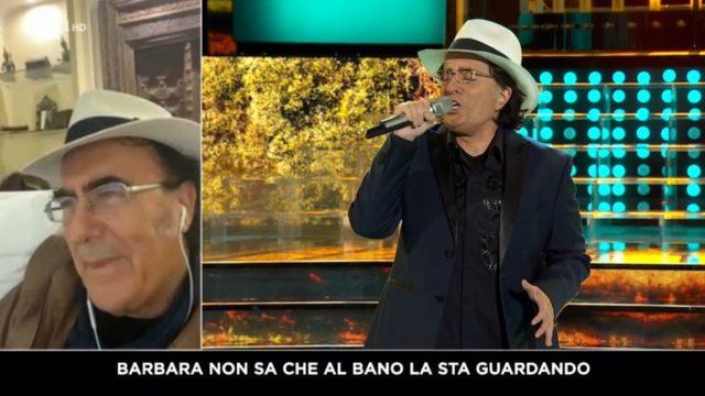 Tale e Quale Show 16 ottobre, diretta - Barbara Cola imita Al Bano