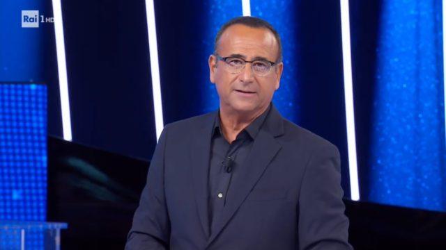 Tale e Quale Show diretta 30 ottobre, Carlo Conti conduce da casa il Torneo dei Campioni