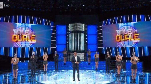 Tale e Quale Show 9 ottobre, Luca Argentero giudice speciale della quarta puntata