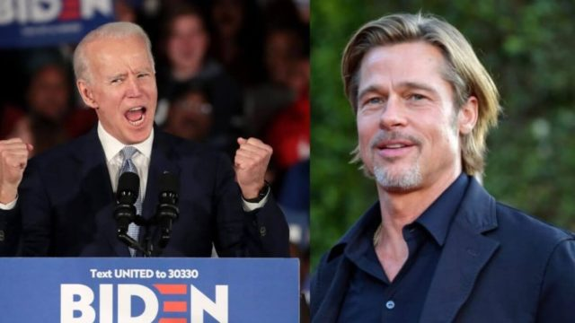 The Choice La scelta Brad Pitt per Biden