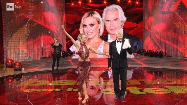 Ballando con le Stelle 24 ottobre, Tullio Solenghi e Maria Ermachkova