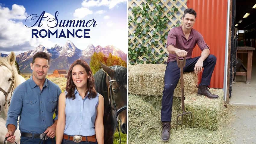 Un ranch per due film Tv8