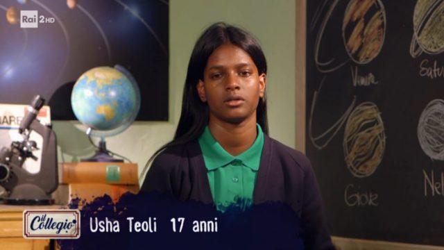 Il Collegio 5 27 ottobre - Usha Teoli