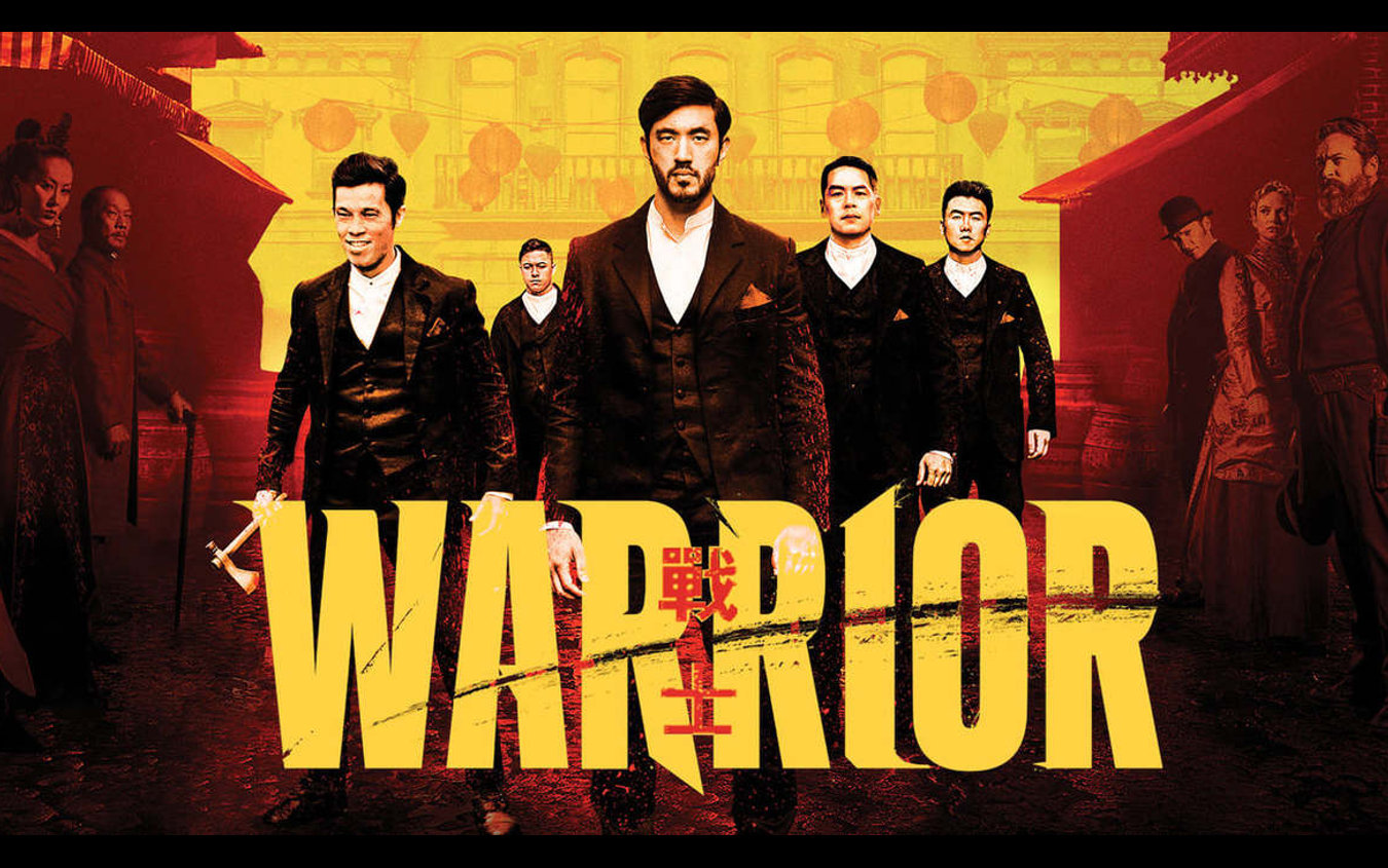 Warrior serie tv
